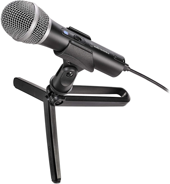 Audiotechnica ATR2100 microphone