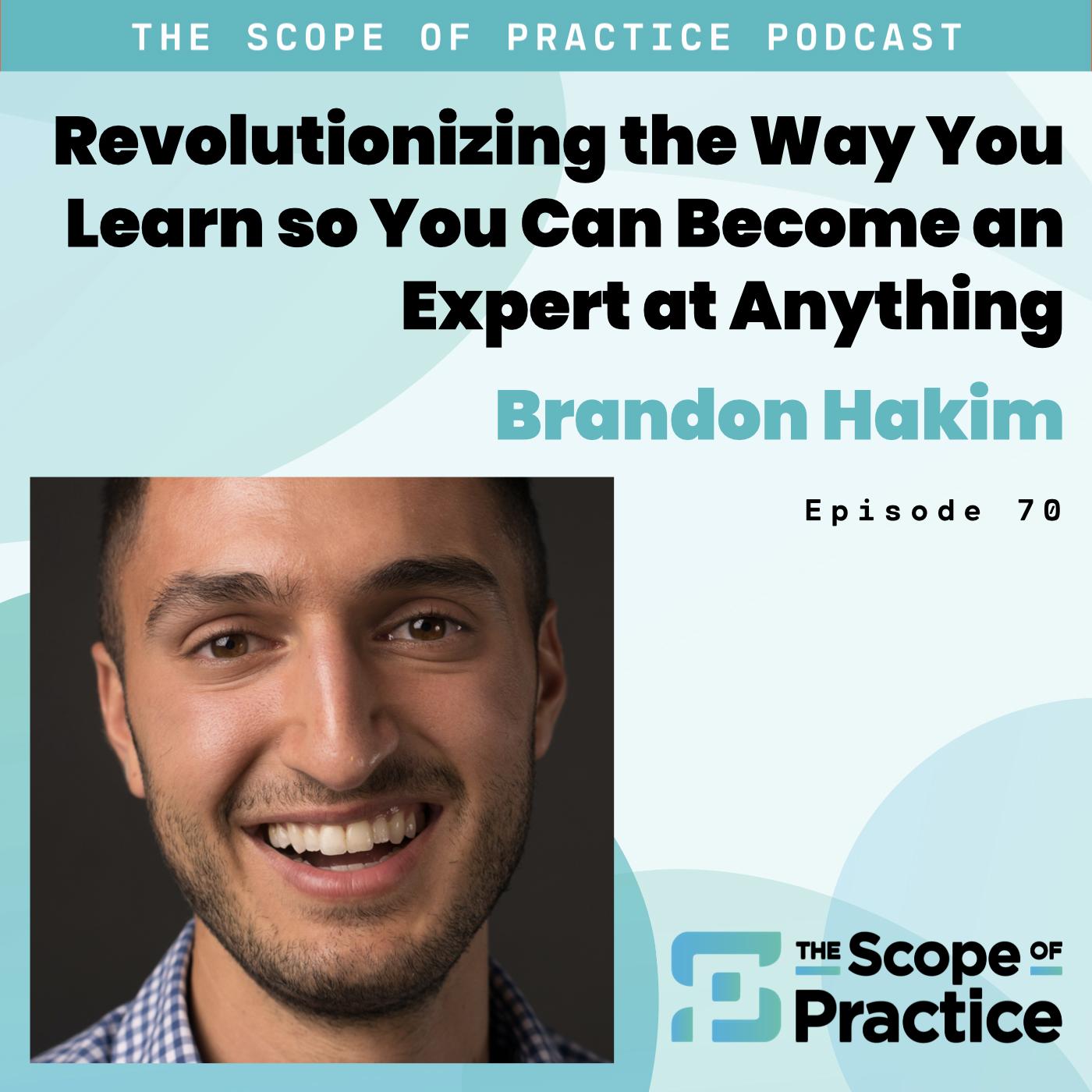 Brandon Hakim Insider School