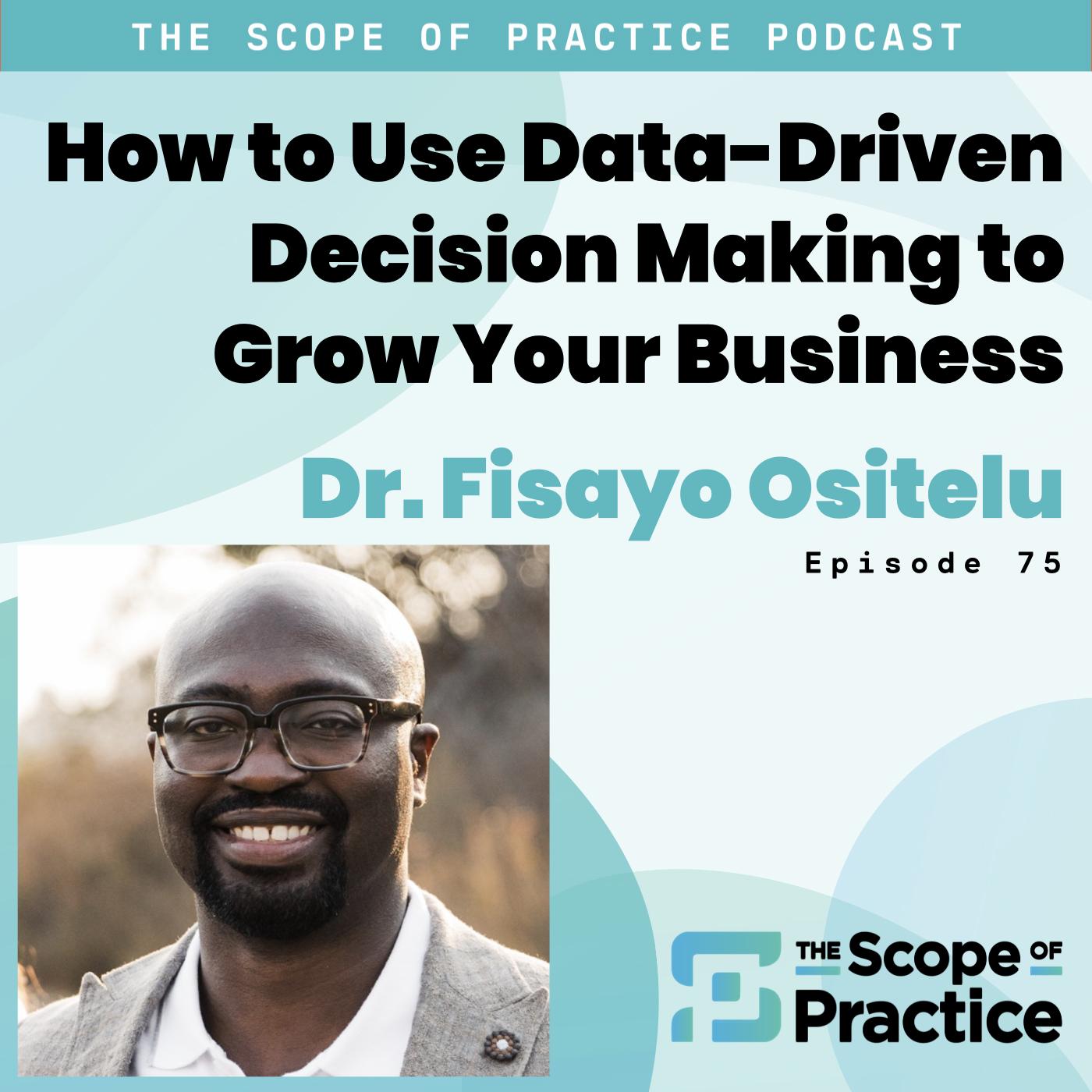 Dr. Fisayo Ositelu