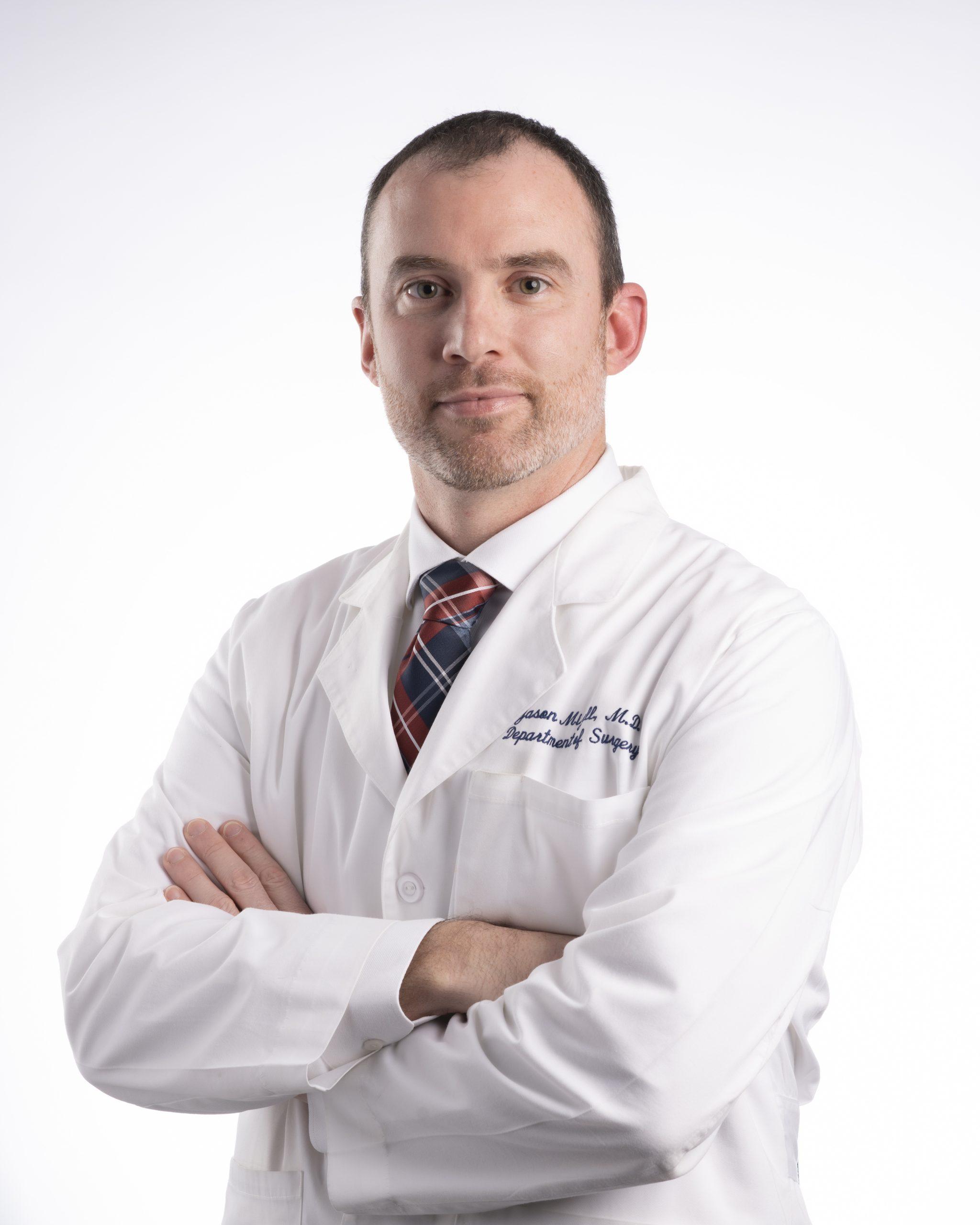 Dr. Jason Mizell