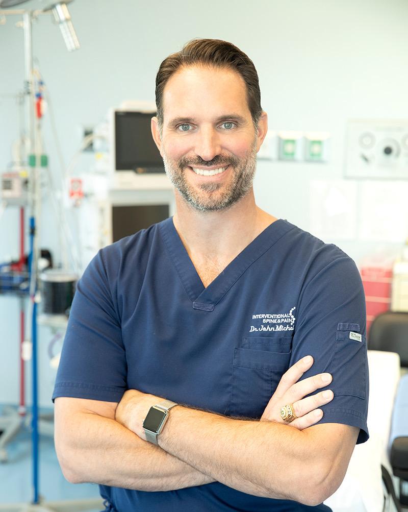 Dr. John Michels