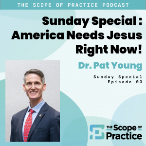 America needs Jesus (Pat Young)