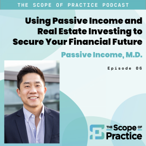 real estate investing with passive income md