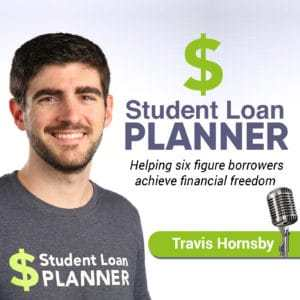 travis hornsby, student loan planner