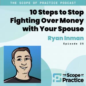 Ryan Inman - Financial Residency