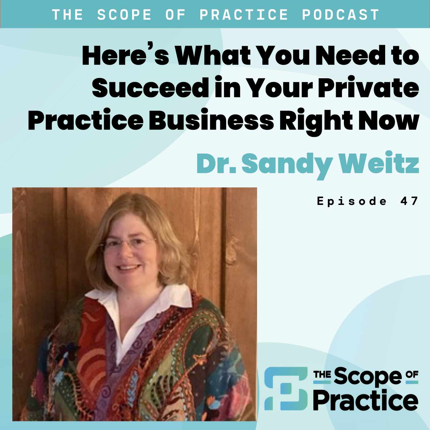 private practice with Dr. Sandy Weitz