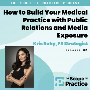 medical public relations with Kris Ruby