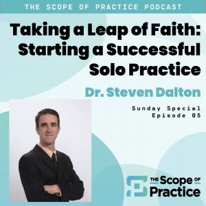 Leap of Faith with Dr. Steven Dalton