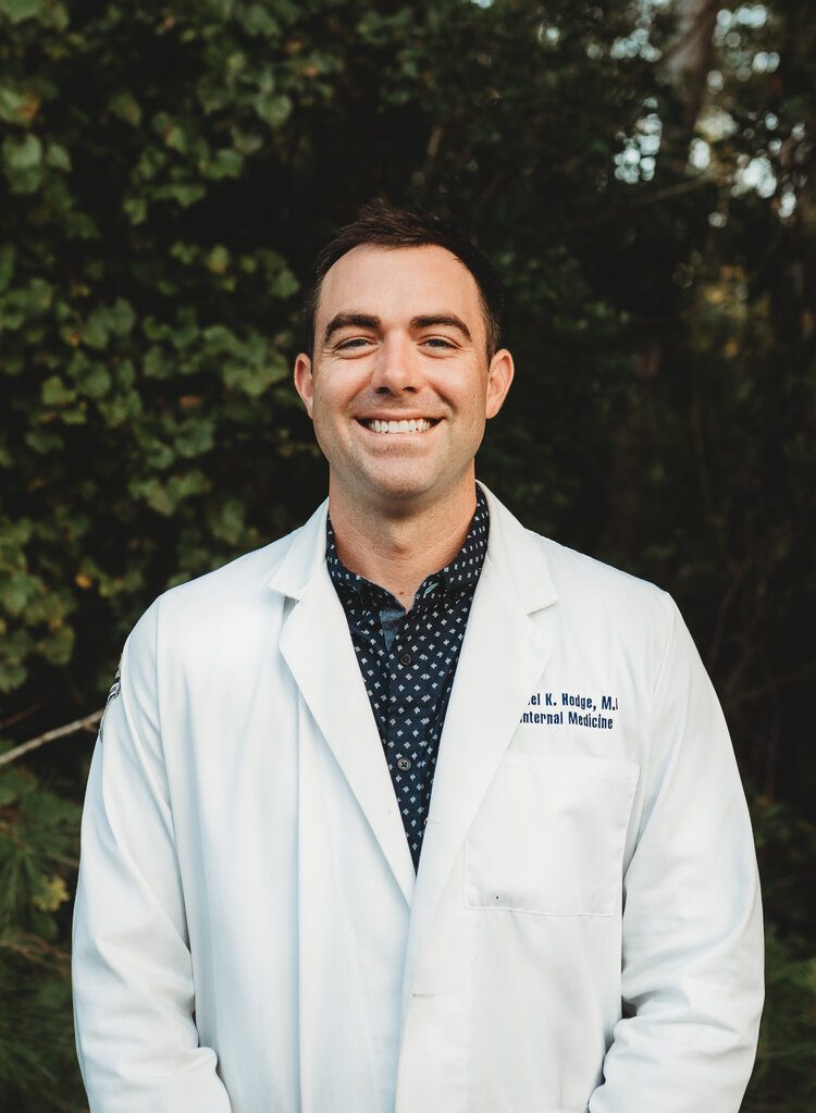 Dr. Dan Hodge, Direct Primary Care (DPC)